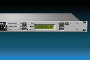 Émetteurs FM SYNAPSE - Vente aux stations de radio commerciale et communautaire - Modulation de fréquence 88 à 108 MHz - 30 à 300 watts - Stéréo analogique