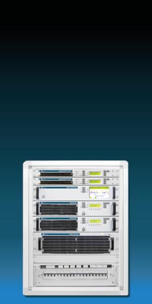 CORTEX 3KW est un Emetteur FM pour Station de radio professionnelle de modulation de fréquence stéréo à haute efficacité analogique et numérique à refroidissement par air
