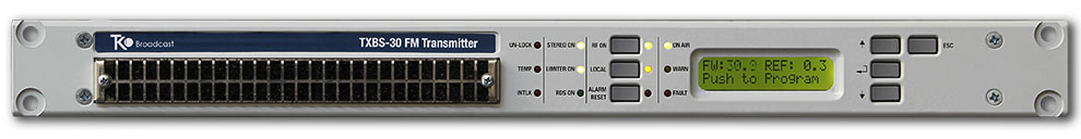 SYNAPSE 30W es unFM Transmisor-Excitador es un Bajo costo Estereo Analogico Modulacion de frecuencia Equipo de estación de radio-OIRT & JAPAN Bandas, WEB TCP/IP Telemetria Opciones-990x660px