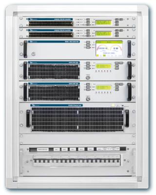 CORTEX 5KW/2 Es unTransmisor FM-Es un Enfriado a Aire Alta eficiencia  Estereo Analogo & Digital DDS  Modulación de frecuencia Profesional Equipo de estación de radio
