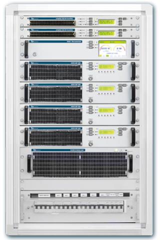 """CORTEX 8KW/4 Transmisor FM-Es un Enfriado a Aire Alta eficiencia  Estereo Analogo & Digital DDS  Modulación de frecuencia Profesional Equipo de estación de radio"""