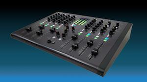 M8 consola mezclador de audio teko broadcast miniature