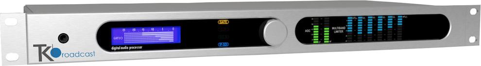 Procesador de audio DPRO6