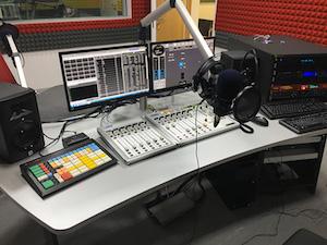 Radio studio paquets studio élite teko broadcast