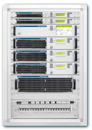 """""""CORTEX 6KW/3 Es unTransmisor FM-Es un Enfriado a Aire Alta eficiencia  Estereo Analogo & Digital DDS  Modulación de frecuencia Profesional Equipo de estación de radio"""""""