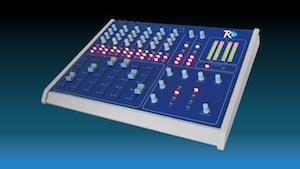 bsm consola mezclador de audio teko broadcast miniature