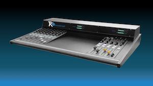 consola mezcladora de audio m24 teko broadcast miniature