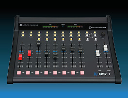 Audio Mixer Console AIR 1-8 channel WHEATSTONE american leader in Studio Equipment-Distributed by TEKO Broadcast Italian lider on FM transmitters-✆✉Contact us!