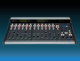 Audio Mixer Console AIR 4-12 channel WHEATSTONE american leader in Studio Equipment-Distributed by TEKO Broadcast Italian lider on FM transmitters-Discover Now!