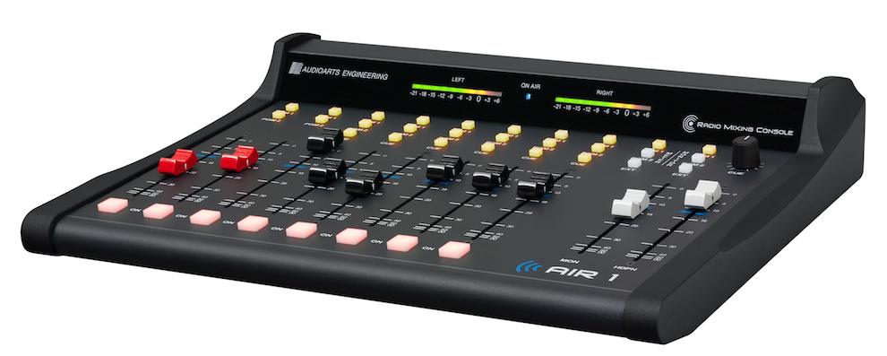 Mesa Mezcladora de Audio-Consola AIR 1-8Ch. WHEATSTONE lìder en Estado Unidos en equipos de estudio de radio-TEKO Broadcast distribuidor oficial-✆✉¡Contáctenos!
