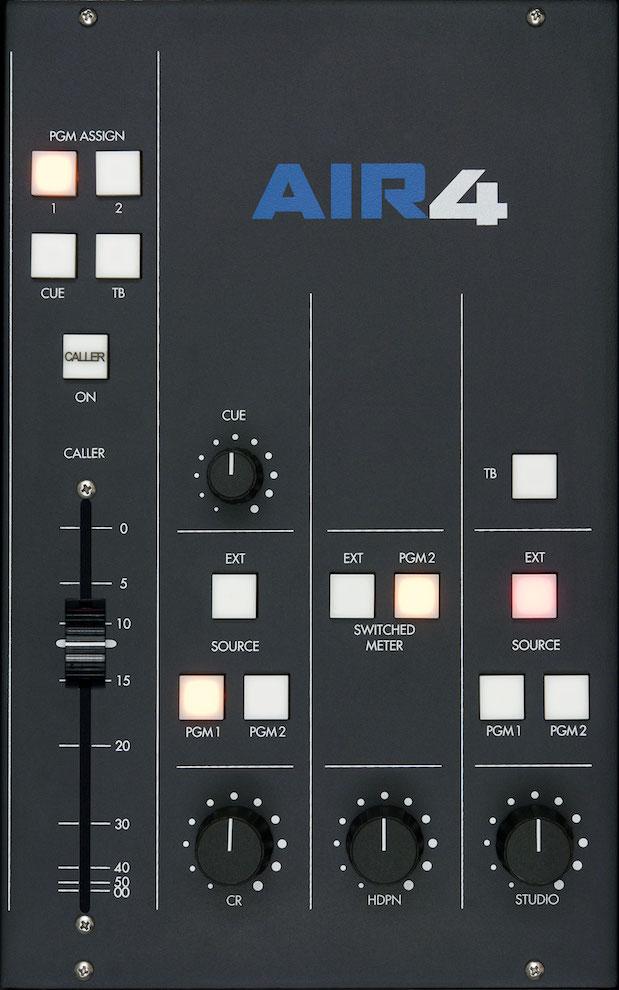 Mesa Mezcladora de Audio-Consola AIR4-12Ch. WHEATSTONE lìder en Estado Unidos en equipos de estudio de radio-TEKO Broadcast distribuidor oficial-¡Descúbrelo aquí!