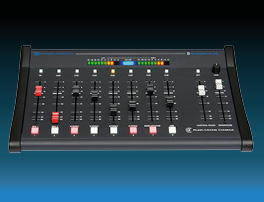 Audio Mixer Console AUDIOARTS 8 channels WHEATSTONE American leader ln Studio Equipment-Distributed by TEKO: Italian leader on FM transmitters-✆✉Ship worldwide!