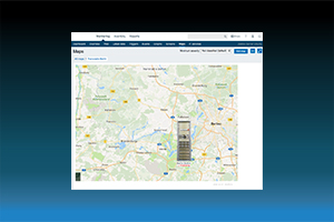 mirror système de gestion de réseau nms émetteurs remote control