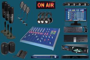 On air 9k aev studio packeges
