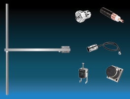 Complete Package composed by: 716 Bay Dipole FM Antenna - Wide Band - Stainless, 30 meters of 1/2 inch Coaxial Cable with connectors, grounding kit, hanging kit, Hoisting Grip and Wall/Roof Thru kit. 7/16 Input Connector - Max Power: 2500W - Gain: 2dBd