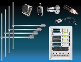 Complets de Émetteur FM, Câbles,                               Accessoires et Équipement de Studio. Prêt à partir!