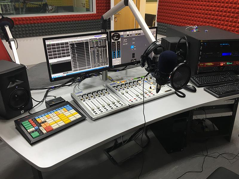 Paquete completo de estudio radio - estudio elite