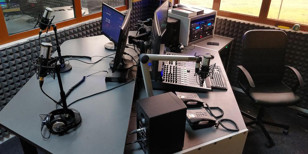 Paquete completo de estudio radio - estudio smart