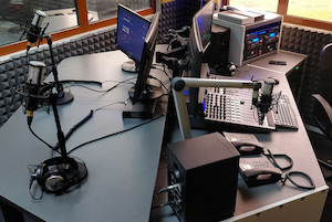 On air studio packages