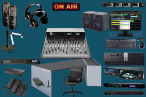 Production studio packages