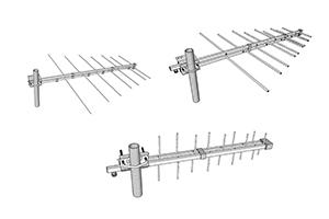 STL Antennes pour Liaison Faisceau