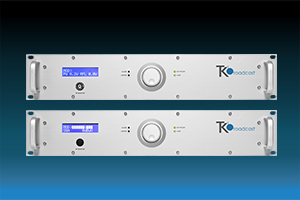 stl studio émetteur et récepteur liaison faisceau b audio microonde fm radio équipement teko broadcast miniature
