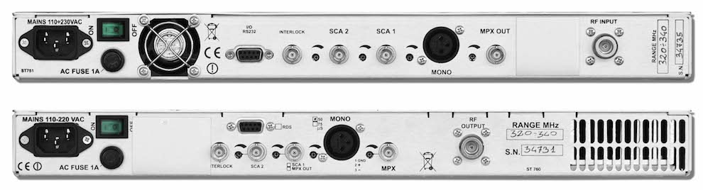 A studio link transmitter, studio transmitter link, or STL is a special type of equipment used in broadcasting industry