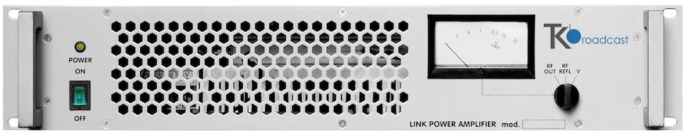 stl studio amplificador enlace audio microonda fm radio equipo teko broadcast
